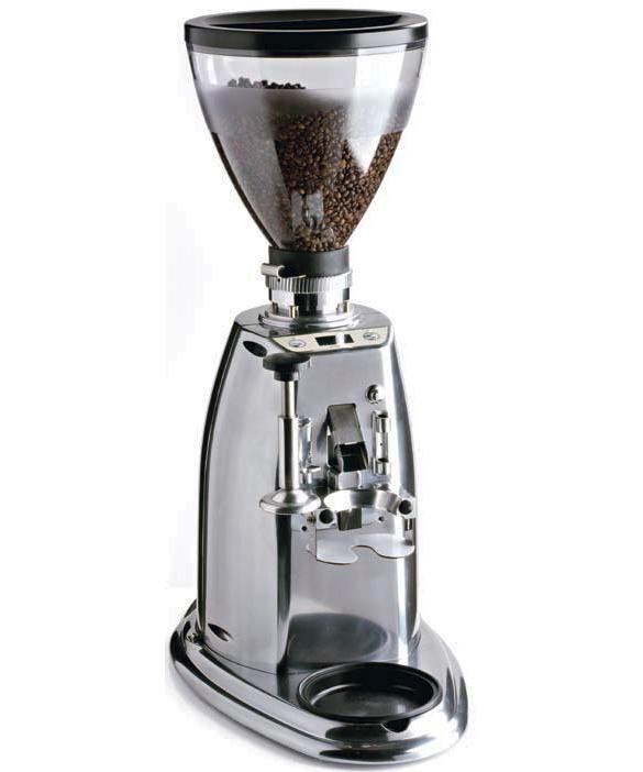Эспрессо кофемолка прямого помола