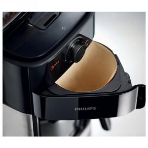 кофеварка филипс гринд энд брю вид на фильтр кофе