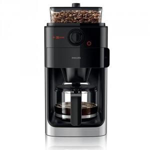 кофеварка филипс гринд энд брю вид спереди